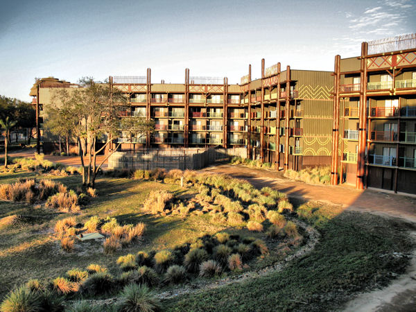 Animal Kingdom Lodge Jambo House